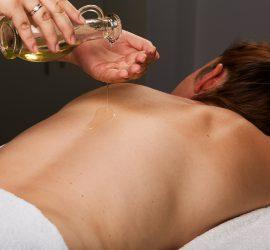 Massagen-Aromamassage